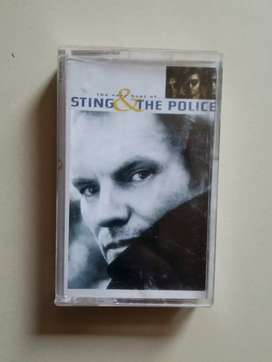Kaset Pita Sting & The Police