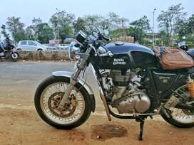 Royal Enfield Continental GT 535cc