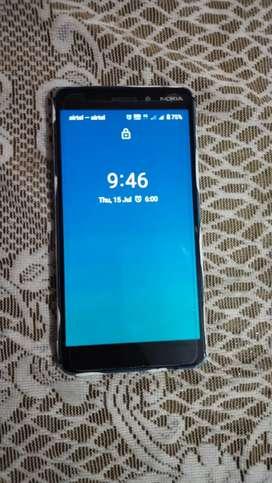 Nokia 6.1 4gb ram 64gb storage
