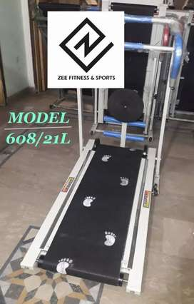Treadmill, Running Machine with box 608 /21p for exercise