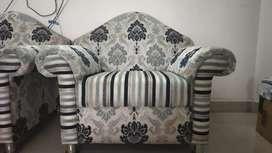 Sofa Set Printed