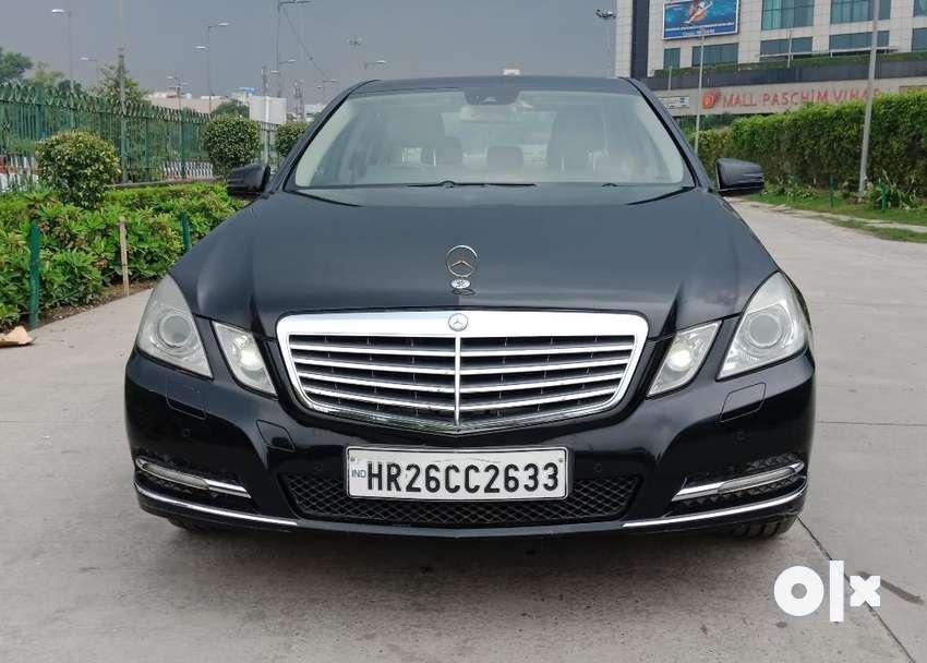 Mercedes-Benz E-Class E 220 CDI Elegance, 2013, Diesel 0