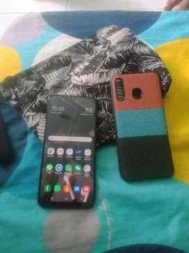 Samsung A30 4/64GB Black