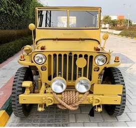 Modified jeep by bombay jeeps ambala city haryana, open jeep Modified
