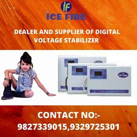 Ice fire Voltage stabilizer