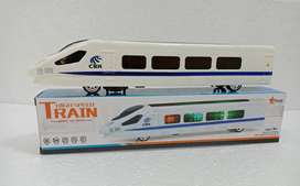 High Speed Train With Lights & Music - Ghosia Store 21220