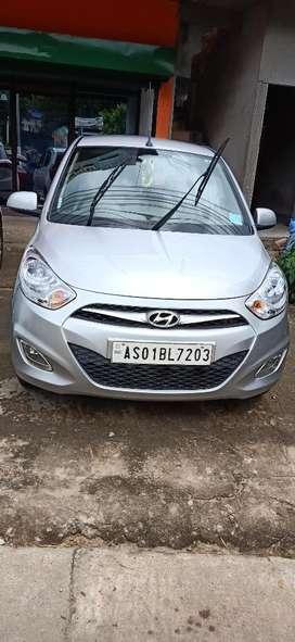 Hyundai I10 i10 Sportz 1.1 CRDI, 2014, Petrol