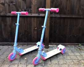UK imported Kids Scooty stock available in good condition