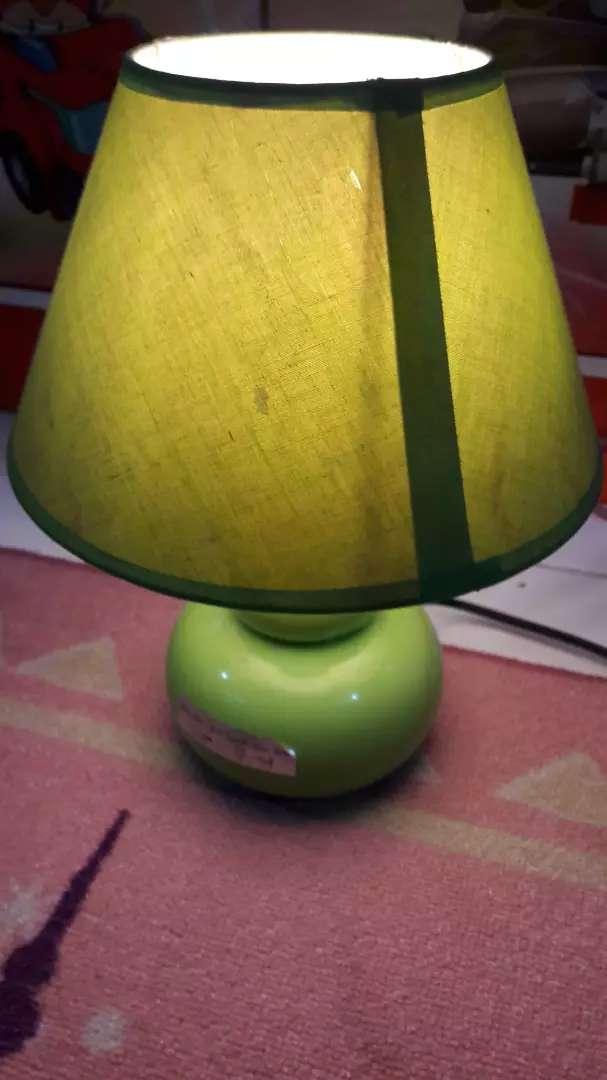 Lampu tidur hijau 0