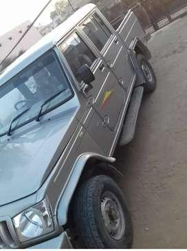 Bolero camper gold power steering+AC