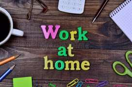MALE/FEMALE BOTH CAN APPLY WRITING WORK PART TIME HOME BASED