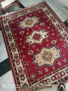 """3 Carpets-1 brand new size 83""""x59"""";2 Used 70""""x40"""""""