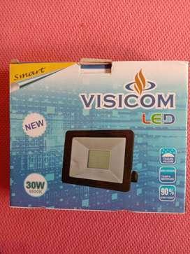 Lampu Sorot LED Visicom 30 Watt / 6000K