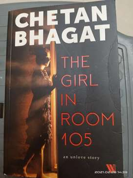 Chatan Bhagat The girl in room 105