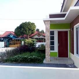 Hunian Minimalis Ready Stock, Granit, Nyaman Dekat Sekolah Pekanbaru