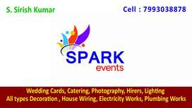 Spark events