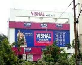 need 18 candidates HIRING SHOPPING mall