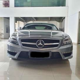 2012 Mercedes Benz CLS63 AMG [17000 Miles + Pajak Setahun]