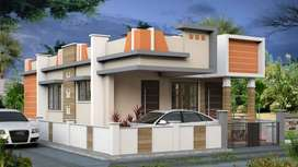 2 bhk new house , kulshekar 50 lakh New House
