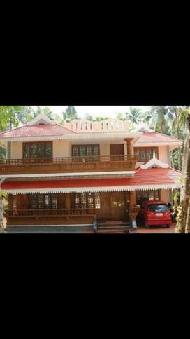 4 BHk independant House 4 Rent 15,000 rent 45,000 Advance