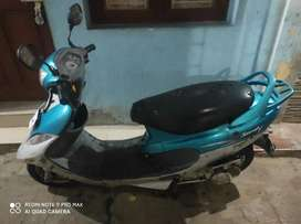 TVS SCOOTY PEP FOR SALE