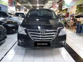 Toyota Kijang Innova V 2.0 bensin 2013 Manual KM 65rb SUPER ANTIK !