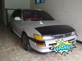Great Corolla 1995 putih manual