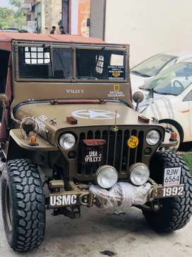 Willy jeep, low rider, Modified jeep, Mahindra Jeep by bombay jeeps