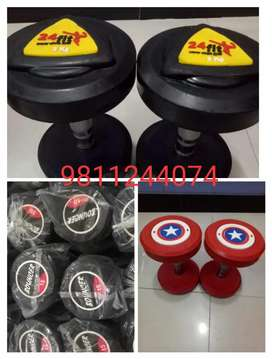 Gym equipment trademill dumbbell plates all available