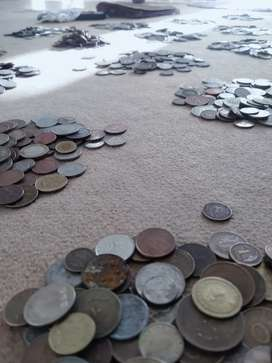 Coins... Other countries mixed