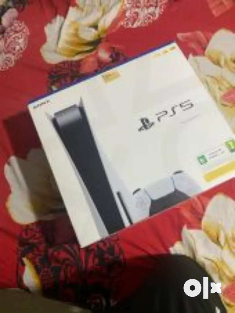 Sony PlayStation ps5 disc edition