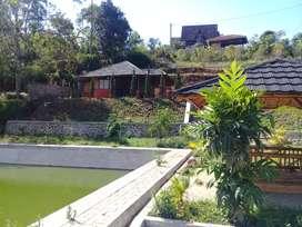 Tnh+Villa vieu yg Cantik pinggir jln desa lt-+2425