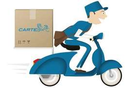 Job for delivery boy