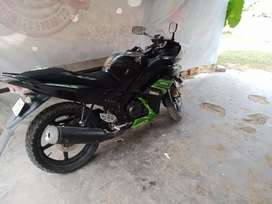 R15 new look modified milege 45 km/h