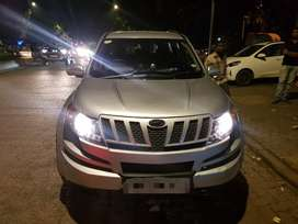 Single hand driven XUV 500 W6 variant silver color
