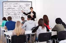 Required teacher for coaching classes,