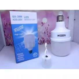 [ BOLAM PINTAR ]Bohlam LED Emergency 28 Watt / Lampu Darurat SX - 28W