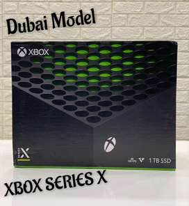 Xbox Series X - New Sealed Box ( Dubai Model ) - Complete New Piece