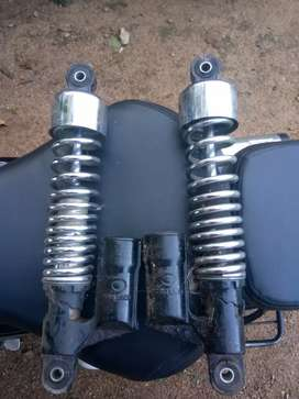 Rear Suspension  for bullet 350