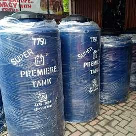 Premier Tank 750 Liter Toren Tangki Air Baru Kuat