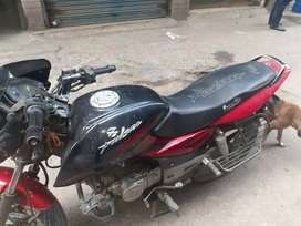 model pulsar 150 all papers are done