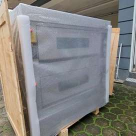 Mesin oven getra 2 deck 4 tray rfl-24ss bergaransi resmi