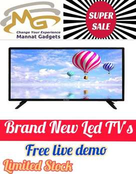 32 inch smart LED TV (Sale sale sale heavy discounted offer)