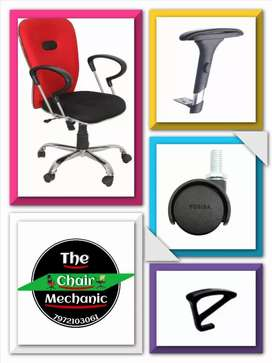 Office revolving chair reparing Service
