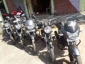 Jivdani auto Mobiles all seconds bikes