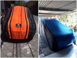 Cover mobil/selimut mobil bahan indoor BANDUNG38
