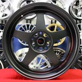1RG07 Hsr Velg Racing Ring18x8/9 H5 MGM