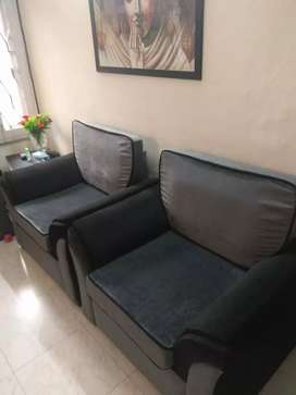 Sofa Set 3 seater plus two single seater