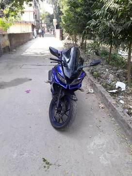 One year Mint condition blue R15 V3