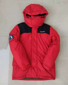 Berghaus bulang antartica expedition